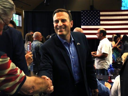 Adam Laxalt, Republican candidate for Nevada governor,