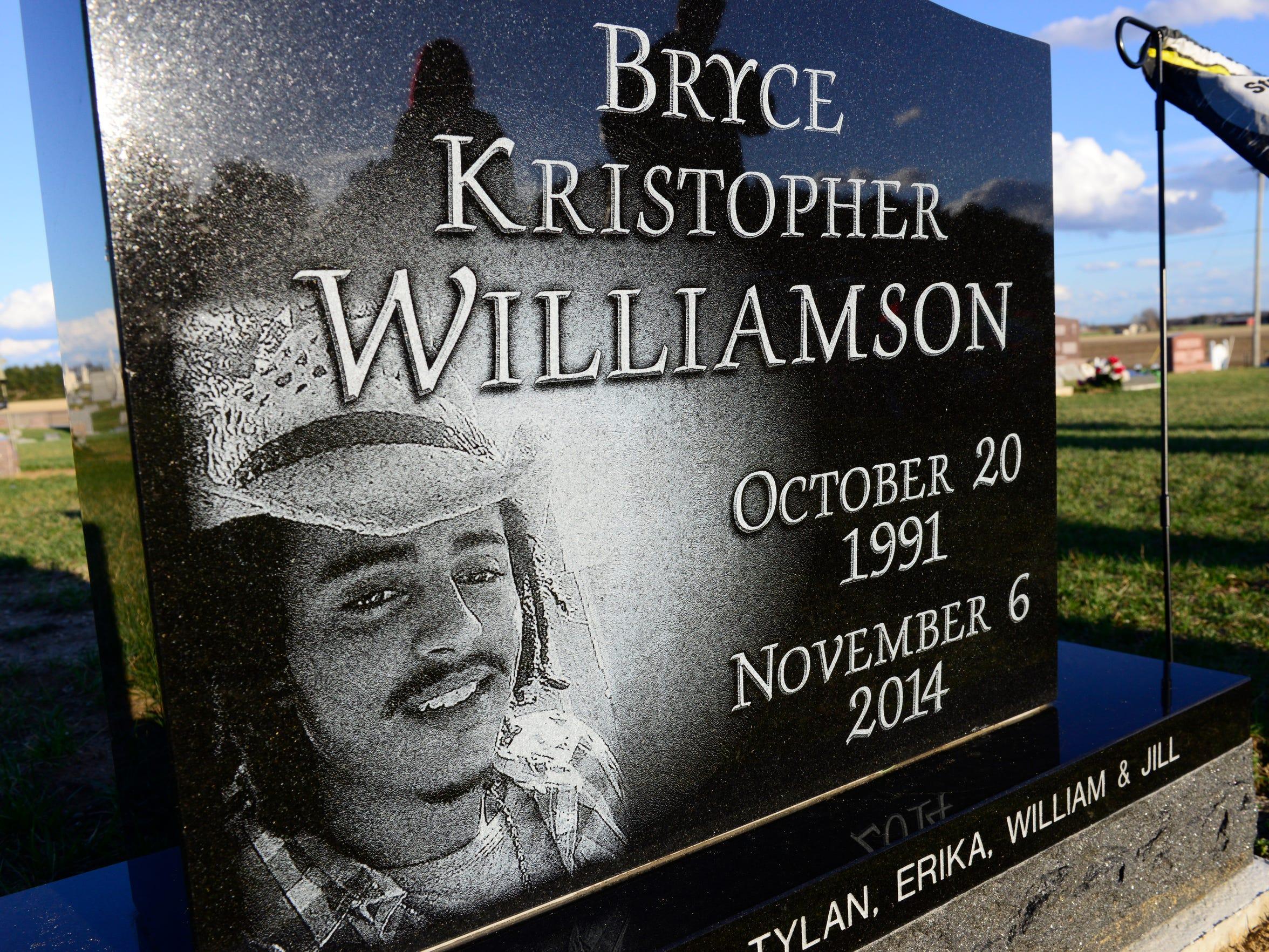 Friends describe Bryce Williamson as fun-loving, funny,