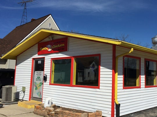 A 2015 file photo of the former Foxxy Chicken in Menasha.