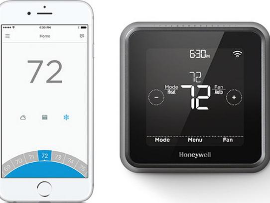 Honeywell's Lyric T5 Wi-Fi thermostat ($149.99)