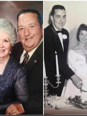 The Burtons celebrated 58 years of marriage on Nov. 24, 2020. They were married in 1962.