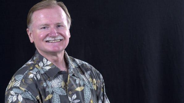 Hank Arends Mid-Valley Religion -  -Hank Arends column mug (Timothy J. Gonzalez)