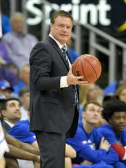 Will Kansas be the first No. 1 seed to bow out of the