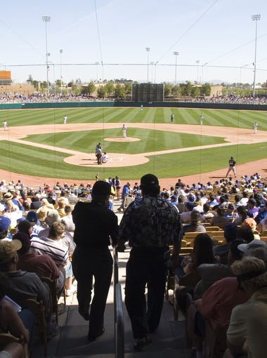 The Chicago White Sox drew 86,478 fans fans to Camelback Ranch in 2018.