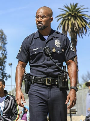 Shemar Moore stars in 'S.W.A.T.'