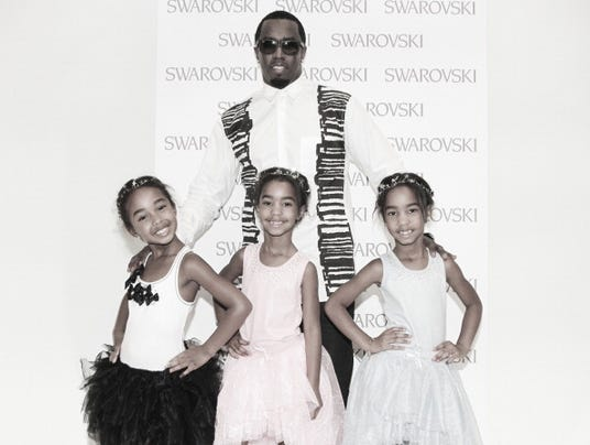 diddy daughters