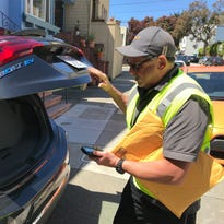 Amazon starts delivering to your car trunk, wherever it's parked