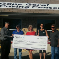 Cape Coral Caring Center receives $3K from Irrigation Society