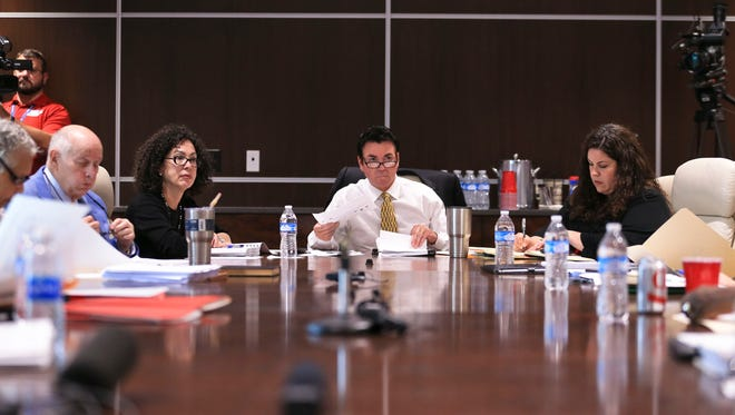 The U of L Foundation met for the first time after an audit blasted the organization.