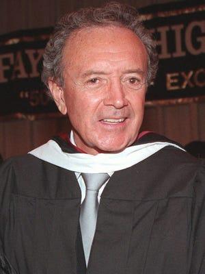 Vic Damone, born Vito Farinola, finally collected his high school diploma in 1997.