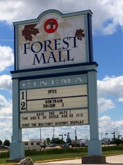 Forest Mall Cinema closed on July 27.