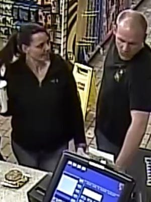 Suspects in Des Moines credit card fraud.