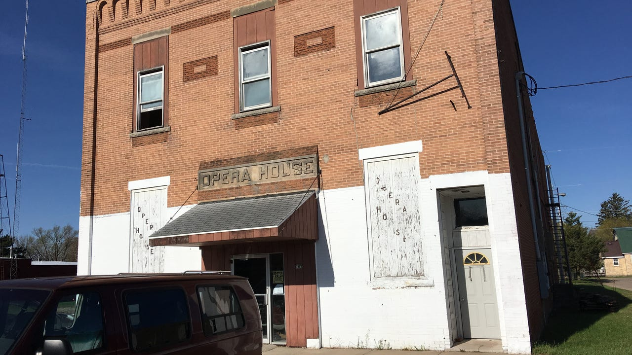 Owner Matt Makaryk is looking to bring the Plainfield Opera House with a multi-year renovation project that could cost up to $250,000.