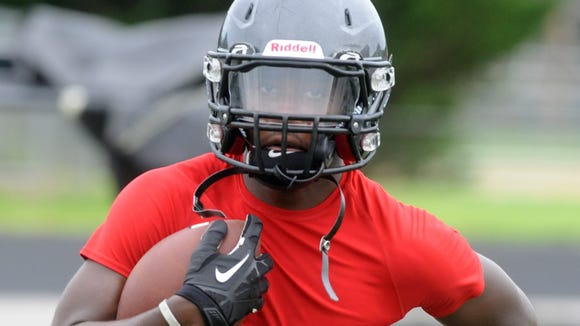 North Buncombe and Dajour Edwards open their season Friday at Pisgah.