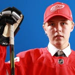 NHL draft, Day 2: Detroit Red Wings wrap things up, go international