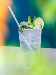 Casa Tequila serves more than just margaritas. Mojitas are a happy hour special one night during the week.