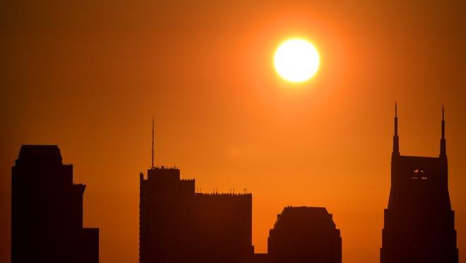 The Nashville Skyline