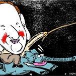 Money talks for Sheldon Adelson.