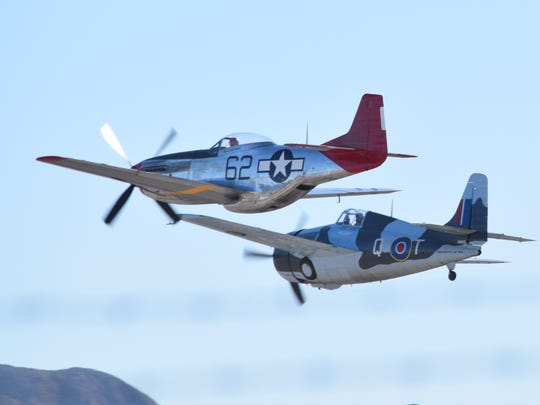 Veterans Day at Palm Springs Air Museum, Nov. 11, 2015.
