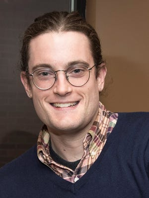 Adam Booth, Jonas Scholar