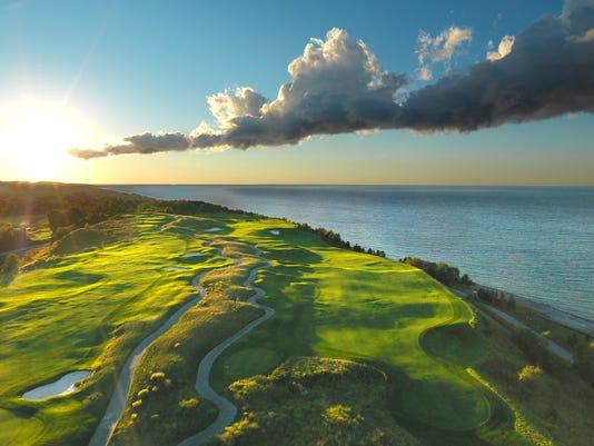 Bay Harbor golf course