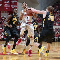 Video   Iowa's McCaffery on defeating Indiana