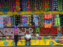 Photos: State fair resumes at Metlife