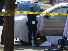 Woman found dead in Oakland after car pinned her