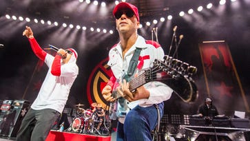 Review: Prophets of Rage send out mixed messages at DTE