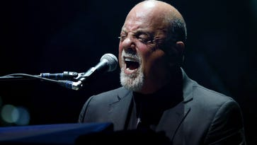 Billy Joel fans pick their 'desert island' song