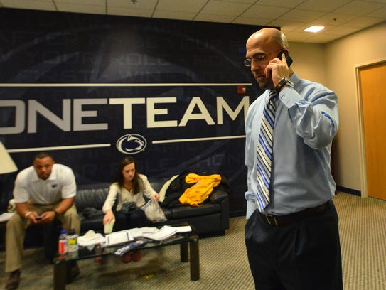 XXX 140205_NCAA-Football_Penn-State-Signing-Day_Tommy-Gilligan_