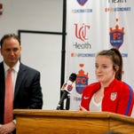 Rose Lavelle in, Carli Lloyd out for USWNT visit to Cincinnati