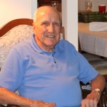 Livonia resident Alvin Link recently registered his first career hole-in-one. The 89-year-old has been playing golf for 67 years.