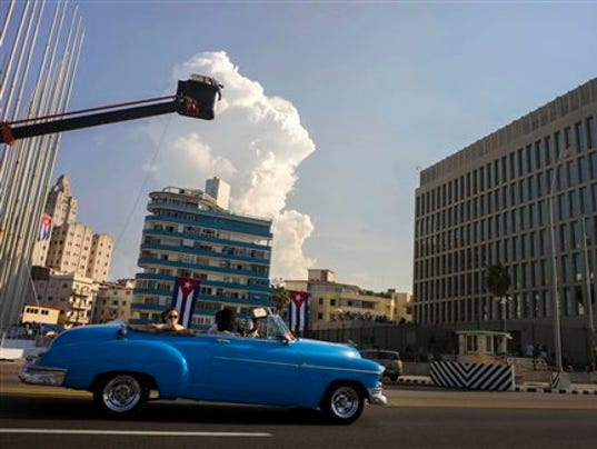 Martin (TN) United States  city pictures gallery : United States Cuba