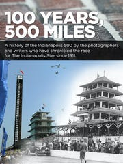 Indy 500 book