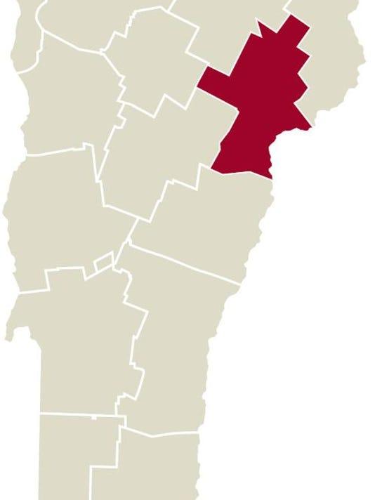 BUR COUNTY CALENDONIA