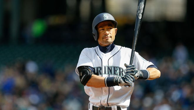 Ichiro Suzuki retires with 3,089 career hits, 22nd all time.