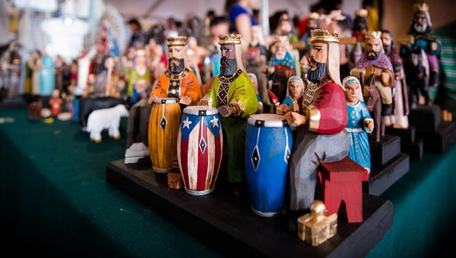 Three Kings Day on Jan. 6 is celebrated with parades, music, dancing and souvenirs.