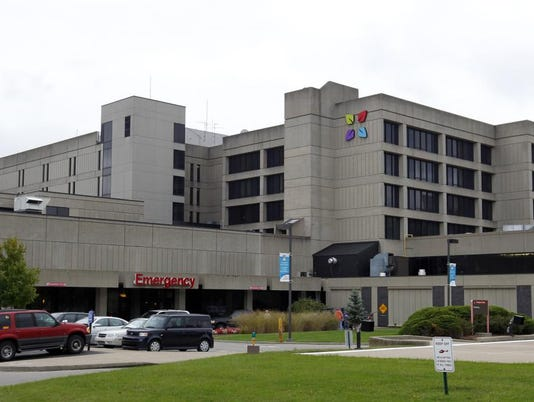 Safety rating: Baptist Health Louisville