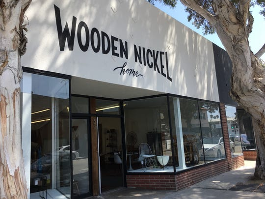 Wooden Nickel Home recently opened on Oak Street in downtown Ventura.