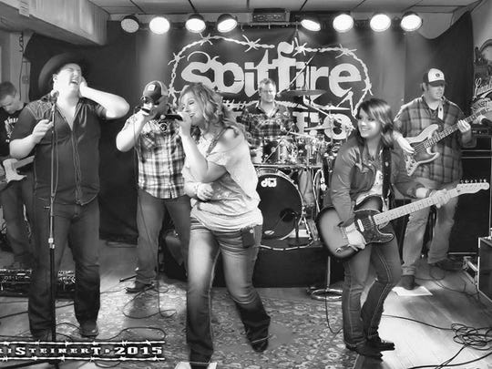 Spitfire Rodeo will perform on Aug. 20, 2016 at  Bullheads Bar & Grill.