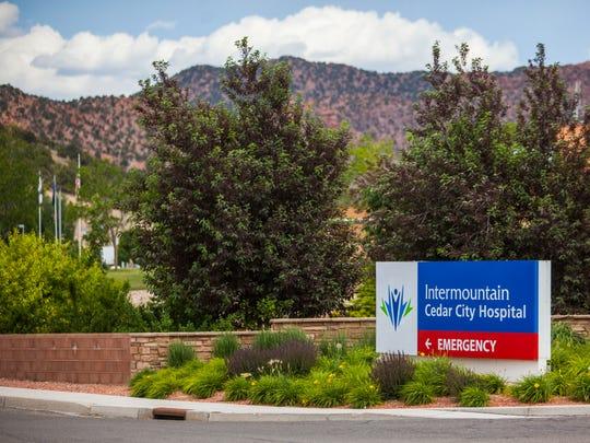 Cedar City Hospital.