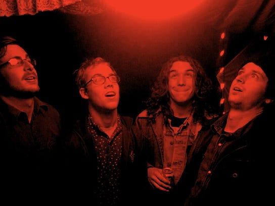 Milwaukee rock band Calliope will perform on Jan. 14
