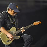 """Brad Paisley will be among the performers on Tuesday's """"Opry"""" show."""