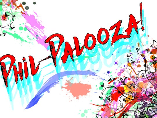 The Phil-Palooza musical party will be April 1.