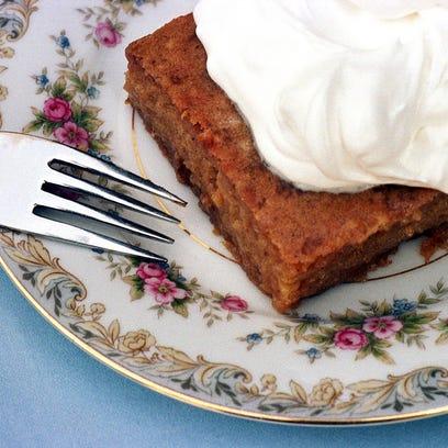 Retro Recipes: Persimmon pudding pleasures