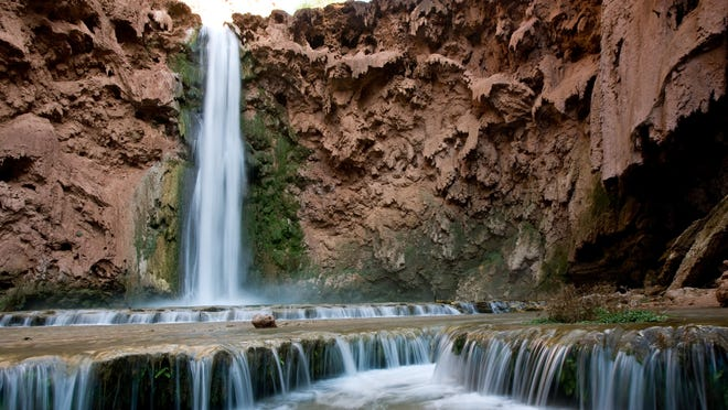 Reservations for Arizona's stunning Havasu falls go on sale Feb. 1. Here's how to get an elusive permit