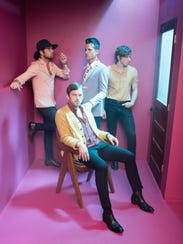 Kings of Leon play Aug. 5 in Syracuse.