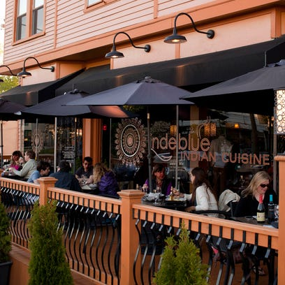 The deck at Indeblue is the latest place to enjoy Sunday brunch in South Jersey.
