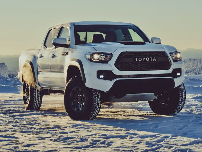 This fall, the Toyota Tacoma will rejoin the 2017 model